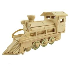 BOHS Wooden 3D Vehicles Puzzle DIY Car Dump Truck Lorry forklift bulldozer motorcycle Scale Miniature Model Educational Toys