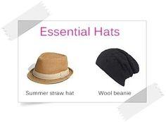 Wardrobe Essentials Checklist: Guidelines to buying closet basics, complete list of wardrobe essentials for women