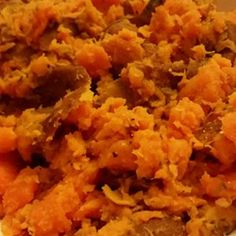 Quick and Easy Mashed Sweet Potatoes - Allrecipes.com