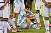 Messi Putuskan Pensiun dari Timnas Argentina