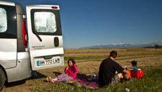 15 idées d'itinéraire en camping-car ou fourgon aménagé en camping-car