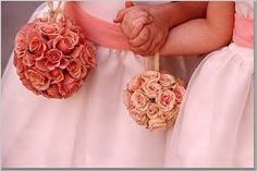 Love this idea for the flower girls