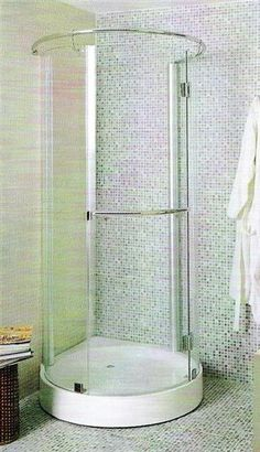 Tiny Showers small showers - google search | powder room | pinterest | showers