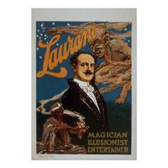 Vaudeville Posters, impressões e Vaudeville Arte