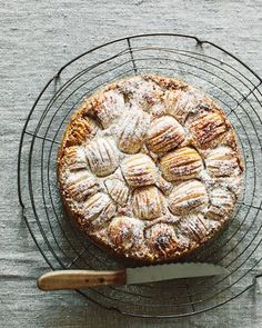 We were picking apples and want to show you the recipe for a super easy apple pie.