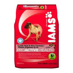 Iams Proactive Health Adult Lamb Meal and Rice 155Pound Bags ** Learn more by visiting the image link. (Note:Amazon affiliate link)