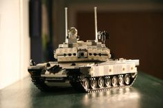 The Armoury • Re: Leopard 2A6M CAN+
