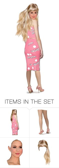 """""""She said, """"Shut Up & Dance With Me."""""""" by littlekuriboh ❤ liked on Polyvore featuring art"""