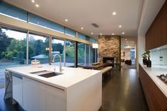 modern kitchen - Google Search
