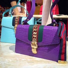 Don't forget: Preview made-to-order @gucci exotic handbags ready-to-wear and shoes from the Fall Collection today on the Second Floor. by bergdorfs
