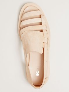 Tendance Chaussures – ETS Callatay Women's Flat Weaver Sandal Shoes Zapatos Shoes, Shoes Sandals, Flat Shoes, Nude Sandals, Flat Sandals, Shoe Boots, Shoe Bag, Mode Inspiration, Design Inspiration