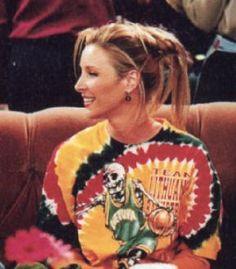 Phoebe Buffay- Friends my fav, she makes me happy Friends Phoebe, Friends Cast, Friends Tv Show, Friends Mode, Friends Moments, Friends Forever, Phoebe Buffay, Grunge Style, Hippie Grunge