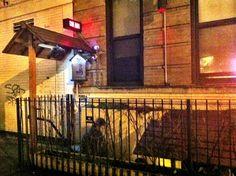 Ext. Decibel Sake Bar - NYC