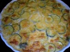 Parmesan Crusted Zucchini - Recipe Details