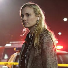 """Actress/Celebrity Diane Kruger Talks Character with Aspergers on FX Series """"The Bridge"""" 
