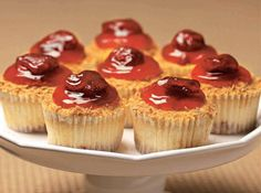These cupcakes are best enjoyed the day after baking, when the frosting has set in.