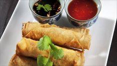 no - Finn noe godt å spise Vietnamese Recipes, Asian Recipes, Ethnic Recipes, Vietnamese Food, Frisk, Fresh Rolls, Food For Thought, Allrecipes, Baked Goods