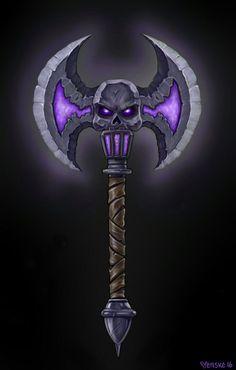Rwby Scythe, Game Concept, Fantasy Weapons, Swords, Digital Art, Fan Art, Deviantart, High Fantasy, Rave Accessories