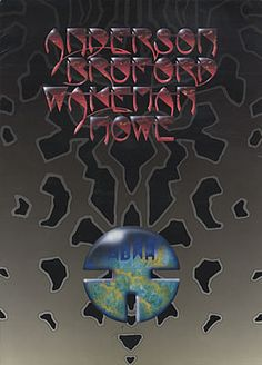 For Sale - Anderson Bruford Wakeman Howe An Evening Of Yes Music UK  tour programme TOUR PROGRAMME - See this and 250,000 other rare & vintage vinyl records, singles, LPs & CDs at http://eil.com