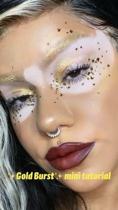 Makeup Goals, Makeup Inspo, Makeup Art, Makeup Inspiration, Makeup Tips, Beauty Makeup, Pretty Makeup, Weird Makeup, Creative Makeup Looks