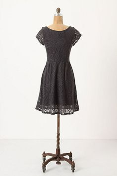 Fluttering Flora dress - Anthropologie