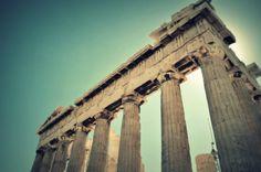 Acropolis - Athens, Greece. Makes me miss Greece. #greece #travel #photography