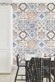 Image Result For Wallpaper That Looks Like Tiles Decor Home Decor Wallpaper