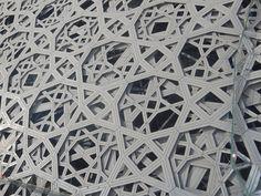 Louvre Abu Dhabi, Riesenkuppel, Ateliers Jean Nouvel, Waagner Biro