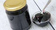 Feketeribizli lekvár recept   APRÓSÉF.HU - receptek képekkel French Press, Coffee Maker, Canning, Tableware, Recipes, Food, Automata, Jelly, Lemonade