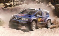 Volkswagen Touran WRC