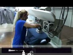 Ch 6 From warehouse to finished garment - this is the textile production process in short