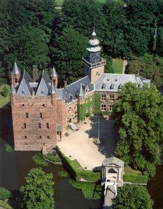Kasteel Nijenrode Breukelen Holland