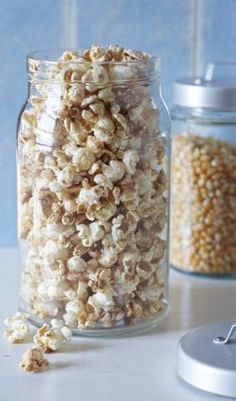 A star-studded viewing party deserves an award-worthy treat. Your guests will love these sweet and savory upgrades to this movie theater classic. All recipes serve four to six people.(Excerpted from Party Popcorn: 75 Creative Recipes for Everyone's Favorite Snack. Reproduced by permission of Houghton Mifflin Harcourt. All rights reserved.)