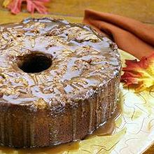 Brown Sugar Pound Cake with  Creamy Rum Sauce   Rich, delicious cake. Perfect for Dinner Parties.