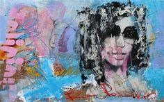 Kunstwerk: Buy me more love ++ van kunstenaar Bram Reijnders  -  AbrahamArt Galerie & Kunstuitleen