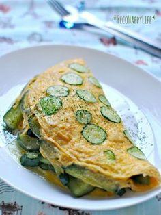 Dot omelette