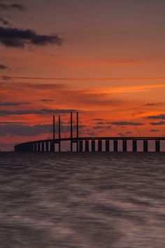 Øresund Bridge, bridge-tunnel across the Øresund strait between Sweden and Denmark  www.liberatingdivineconsciousness.com