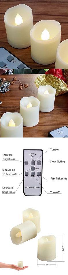 Led Flameless Candles Bulk 24 PCS Amber Battery Operated Tea Lights - bulk halloween decorations