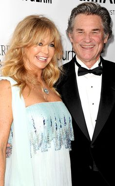 Goldie Hawn Kurt Russell from Red Carpet Couples Goldie Hawn Kurt Russell, Milk Studios, Star Pictures, Famous Couples, Kate Hudson, Special People, Red Carpet Dresses, Celebs, Celebrities