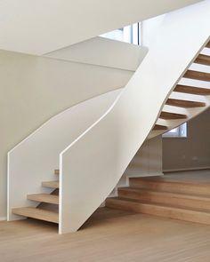 Bogentreppe von WORTMANN Treppen