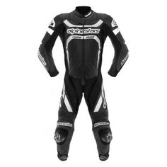 Alpinestars Montegi One Piece Motorcycle Race Suit