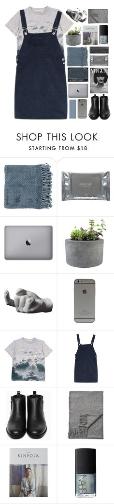 """you got two black eyes from loving too hard"" by neptnue ❤ liked on Polyvore featuring Surya, Dermalogica, NARS Cosmetics, Rough Fusion, Harry Allen, Generic Surplus, Acne Studios and kikitags"