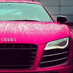Pink Audi R8~