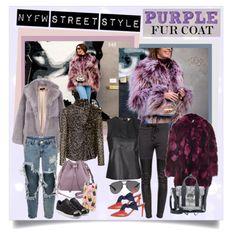 NYFW Street Style: Fur Coats! by erinforde