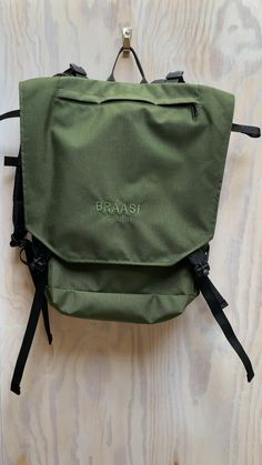Braasi Industry Made in Prague Cordura backpack