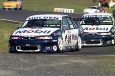 HRT 1996 Australian V8 Supercars, Australian Cars, Team Wallpaper, Aussie Muscle Cars, Cars Series, Racing Team, Touring, Cool Cars, Race Cars