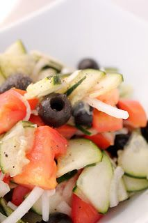 Note to Self:: Cucumber Salad