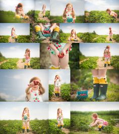 """I can't take it. The cuteness of this little lass is just too much!I've been lucky enough to photograph """"A"""" and her adorable family a few times now. Every session with them has been an amazing experience. They are just so sweet, and there is so much love between them!Thus, I was super…"""
