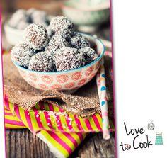 Love to Cook: Εύκολα σοκολατένια τρουφάκια με μπισκότα