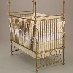Heirloom Crib Bedding Set Baby Doll http://www.amazon.com/dp/B002YDSVS4/ref=cm_sw_r_pi_dp_tVSTtb08GE5Q20VZ